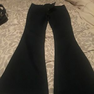 Express Jean's, dark wash, bell bottom. Worn once.